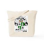 Carranza Family Crest Tote Bag