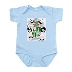 Carranza Family Crest Infant Creeper
