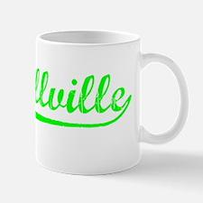 Vintage Russellville (Green) Mug