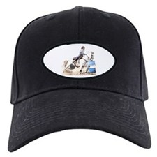 Barrel Racing #33c Baseball Hat
