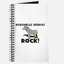Burchell's Zebras Rock! Journal