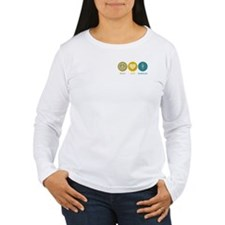 Peace Love Pulmonology T-Shirt