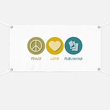 Peace Love Publishing Banner