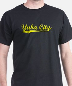 Vintage Yuba City (Gold) T-Shirt