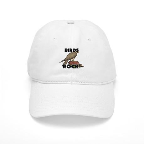 Birds Rock! Cap