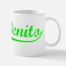 Vintage San Benito (Green) Mug