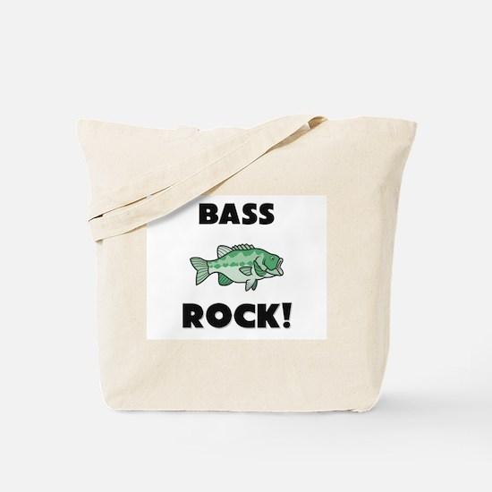 Bass Rock! Tote Bag