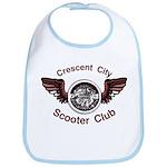 Crescent City Scooter Club Bib