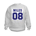 Miles 08 Kids Sweatshirt