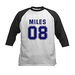 Miles 08 Kids Baseball Jersey