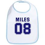 Miles 08 Bib