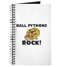 Ball Pythons Rock! Journal