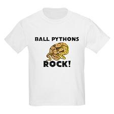 Ball Pythons Rock! T-Shirt