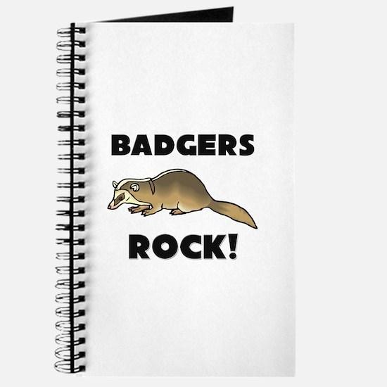 Badgers Rock! Journal