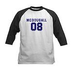 Mcdougall 08 Kids Baseball Jersey