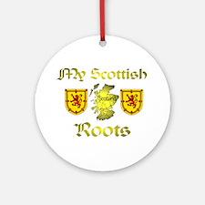 Scottish Choice.3 Ornament (Round)