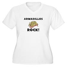 Armadillos Rock! T-Shirt