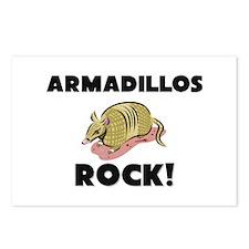 Armadillos Rock! Postcards (Package of 8)