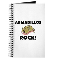 Armadillos Rock! Journal