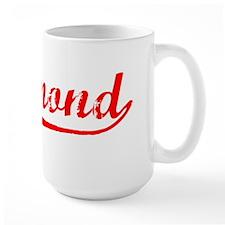 Vintage Redmond (Red) Mug