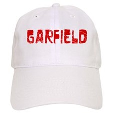 Garfield Faded (Red) Baseball Cap