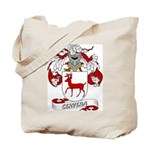 Cervera Family Crest Tote Bag