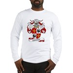 Chacon Family Crest Long Sleeve T-Shirt
