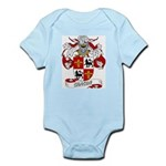 Chacon Family Crest Infant Creeper