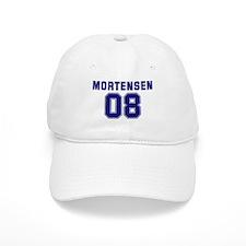 Mortensen 08 Baseball Cap