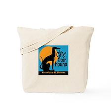 Le Cafe' Noir Hound Tote Bag