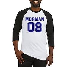 Morman 08 Baseball Jersey