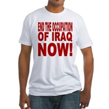 END THE OCCUPATION OF IRAQ Shirt