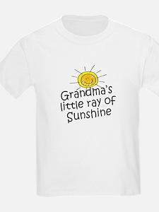 Grandma's Sunshine T-Shirt