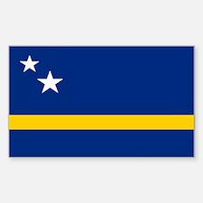 Curacao Rectangle Decal