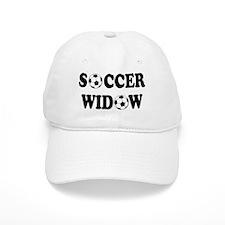 Soccer Widow Baseball Cap