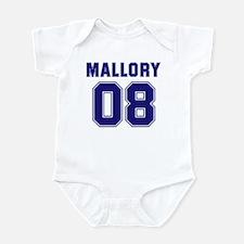 Mallory 08 Infant Bodysuit