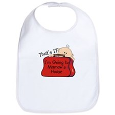 Going to Mamaw's Funny Bib