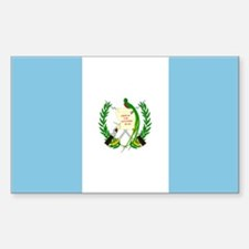 Guatemala Rectangle Decal