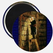 """The Bookworm"" Magnet"