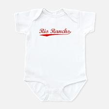 Vintage Rio Rancho (Red) Infant Bodysuit