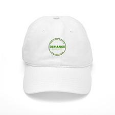 Green Defiance Baseball Cap