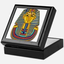 King Tut Mask #2 Keepsake Box