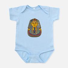 King Tut Mask #2 Infant Bodysuit