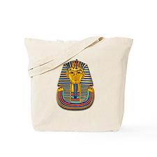 King Tut Mask #2 Tote Bag