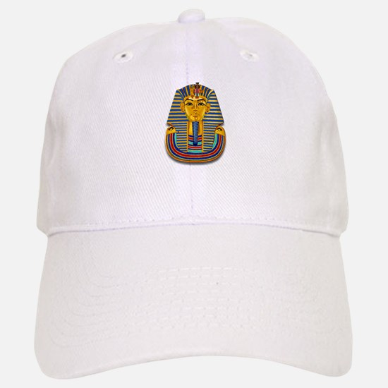 King Tut Mask #2 Baseball Baseball Cap