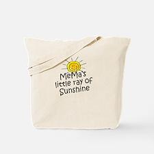 Mema's Sunshine Tote Bag