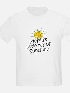 Mema's Sunshine T-Shirt