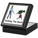 Walking the Beet! Keepsake Box