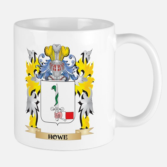Howe Coat of Arms - Family Crest Mugs
