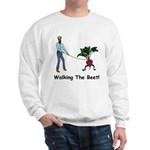 Walking the Beet! Sweatshirt